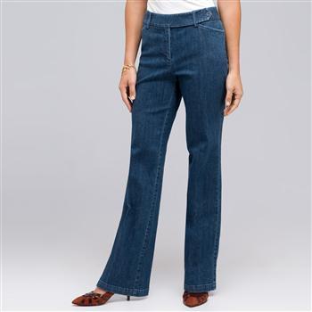 Extend Tab Straight Leg Pant, Marine Wash, large