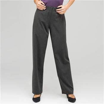 Pull On Pant, Grey Heather, large