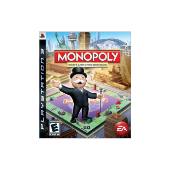 Monopoly Here and Now: The World Edition (for Sony PS3), , large
